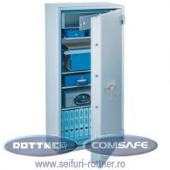 Seif antifoc antiefractie SUPERPAPER120 Premium