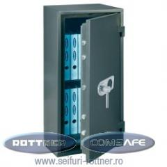 Seif antiefracţie antifoc FireProfi 165 Premium