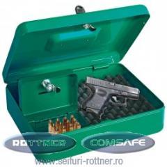 Χρηματοκιβώτια για όπλα