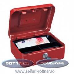 Κουτιά για αποθήκευση και μεταφορά των χρημάτων