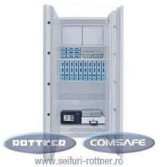 Dulap antiefracţie antifoc OFFICE3S-2 FIRE Premium
