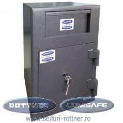 Deposit safes, for exchange offices