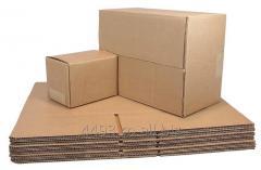 Cardboard package waterproof
