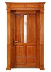Las puertas exteriores