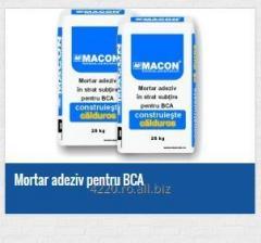 Mortar adeziv pentru BCA