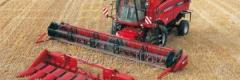 Combine agricole Axial Flow