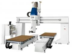Machine tools for the production of chairs