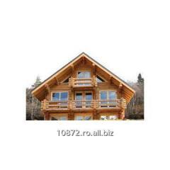 Cabana lemn molid