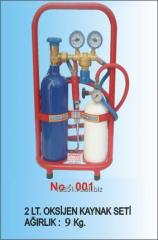 Aparat sudura oxigen-gaz, 2 litri