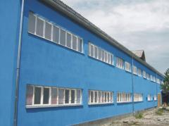 Vand cladire pentru atelier si teren Odorheiu Secuiesc