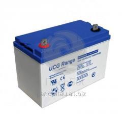 Baterie (acumulator) GEL Ultracell UCG100-12, 100Ah, 12V, deep cycle