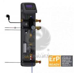 Statie solara - unitate de control combo ZPS 18e-01 (automatizare performanta si grup de pompare)