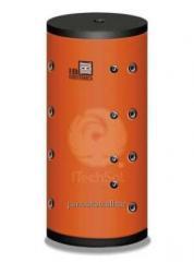 Rezervoare de acumulare apa (puffer) cu o serpentina (seria PSR)   /   Rezervor de acumulare apa (puffer) 300 litri cu o serpentina (PSR-300)
