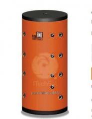Rezervoare de acumulare apa (puffer) cu doua serpentine (seria PSR2)   /   Rezervor de acumulare apa (puffer) 2000 litri cu doua serpentine (PSR2-2000)