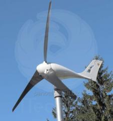 Generator eolian (turbina) A-400W 12V cu regulator de incarcare