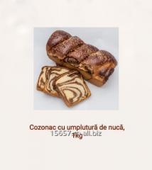 Glazed wheat-rye gingerbreads