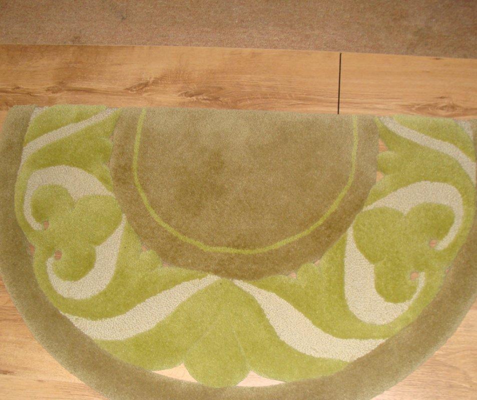 covor_de_lana_pentru_baie_culoare_verde_in_forma