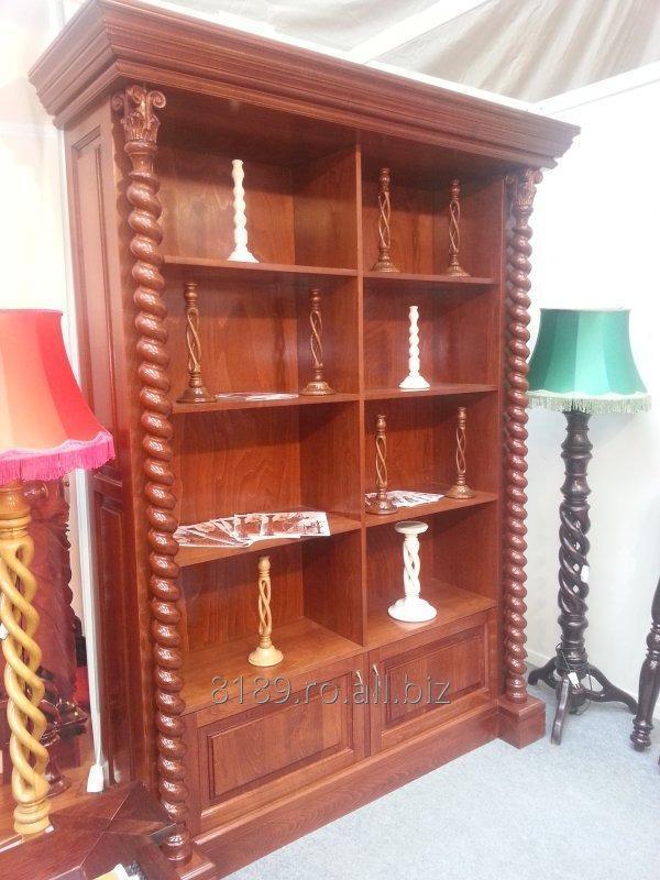 biblioteca_stil_colonial