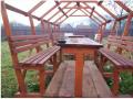 Les tables de jardin
