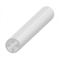 Profil pentru ranforsare sau rigidizare, Ø16 mm, aluminiu