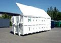 Спецконтейнери за събиране на боклук