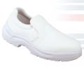 Pantof de protectie cu bombeu metalic Categoria S2 conform EN 20345:2004