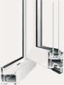 Tamplarie aluminiu si PVC cu geam termopan