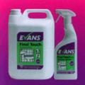 Produse lichide de curatare, detergenti
