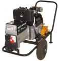 Direct current generators