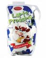 Lapte proaspat semidegresat - ambalare: pungă Ecolean 1 L grăsime 1.5%