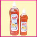 Detergent Vase Top Portocale