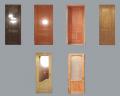 Usi interioare din lemn