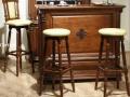 Inside Oak Wisky Bar