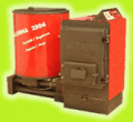 Heating boilers