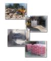 Materii prime pentru ceramică şi sticlă:  Feldspat AAC
