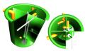 Statie de epurare combinatata verticala model OXI-JET
