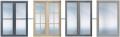 Sisteme de profile din aluminiu - ferestre si usi
