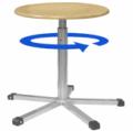 Scaun rotativ industrial