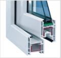 Profil fereastra PVC