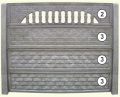 Garduri din Beton Armat