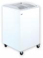 Ladă congelatoare cu geamuri glisante curbate | UDD 100 SCBG