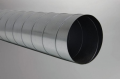 Tuburi SPIRO din tablă zincată