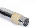 Tubulaturi flexibile izolate din aluminiu