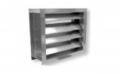 Clapete de reglaj pentru tubulatură rectangulară