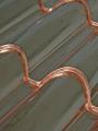 Tigla metalica - tip coppo