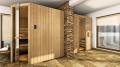 Sauna model CLASIC