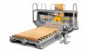 Utilaj CNC pentru panouri case de lemn Techno Wall