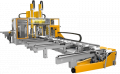 Utilaj CNC pentru prelucrare grinzi Techno PF