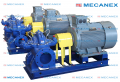 Pompe centrifuge, orizontale, monoetajate NDS