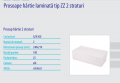 Prosoape hârtie laminat` tip ZZ 2 straturi